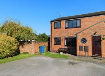 Thumbnail 2 bed flat for sale in Homestead Court, Stafford