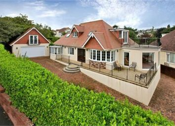 Thumbnail 6 bed detached house for sale in Cliff Road, Torquay, Devon