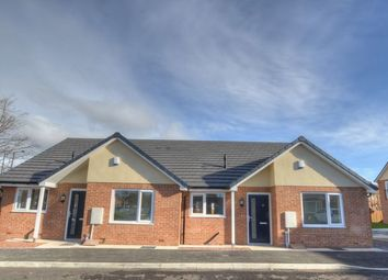 Thumbnail 2 bedroom semi-detached bungalow for sale in Sheriff Gardens, Blakelaw, Newcastle Upon Tyne