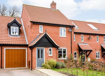 Thumbnail 3 bedroom terraced house for sale in Captain Ford Way, Dereham