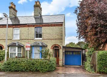 Thumbnail 2 bed end terrace house for sale in Stamford Avenue, Royston