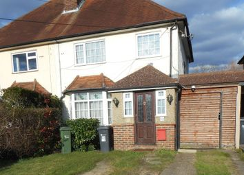 Thumbnail 3 bed semi-detached house to rent in Star Lane, Ash, Aldershot