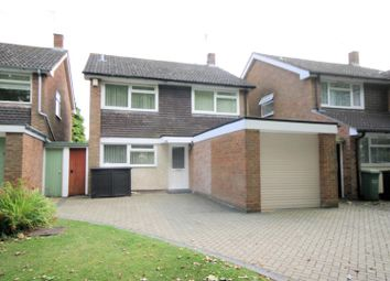 Thumbnail 4 bed detached house to rent in Tennyson Road, Luton
