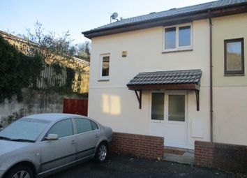 Thumbnail 2 bed end terrace house for sale in Watersedge Close, St. Austell