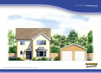 Thumbnail 4 bedroom detached house for sale in Residential Development, The Trane, Porth