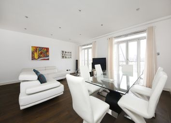 Thumbnail 2 bed flat to rent in Dundee Wharf, 100 Three Colt Street, London