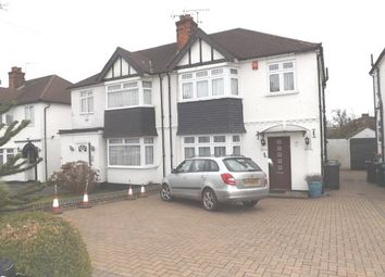 Thumbnail 3 bed semi-detached house for sale in Windsor Avenue, Edgware
