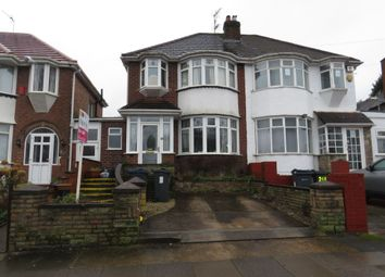 3 bed semi-detached house for sale in Worlds End Lane, Quinton, Birmingham B32