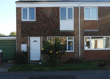 Thumbnail 3 bed semi-detached house to rent in 11 Dickens Close, Liden, Swindon