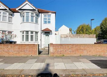 Thumbnail 3 bed semi-detached house for sale in Croyland Road, Edmonton