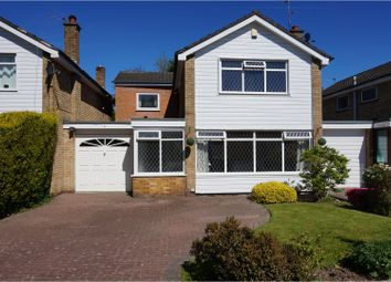 Thumbnail 3 bed link-detached house for sale in Dickens Close, Cheadle