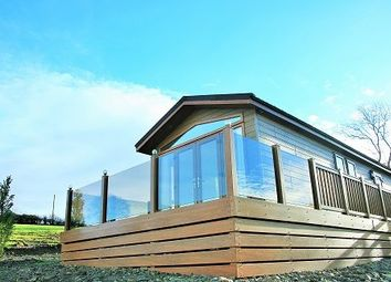 Thumbnail 2 bedroom lodge for sale in Holywell, Holywell