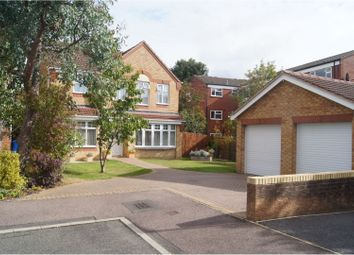 Thumbnail 4 bed detached house for sale in Holme Park Avenue, Chesterfield