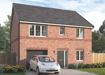 """Thumbnail 4 bed detached house for sale in """"The Maybrook"""" at Wellfield Road North, Wingate"""