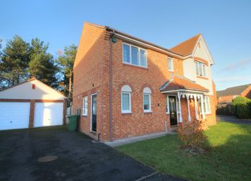 Thumbnail 4 bed detached house for sale in Ballston Close, Washington