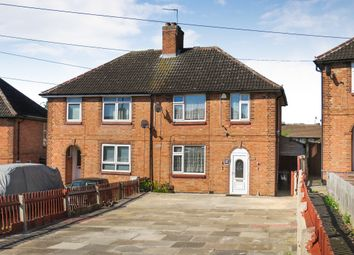 Thumbnail 3 bedroom semi-detached house for sale in The Wayne Way, Leicester