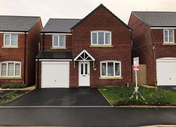 Thumbnail 4 bed detached house for sale in Pickering Drive, Newton-Le-Willows