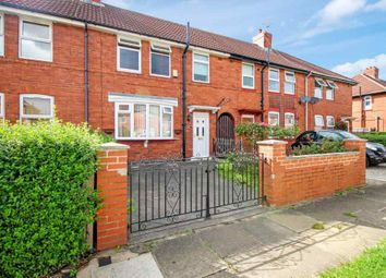 Thumbnail 3 bed terraced house for sale in Lucas Avenue, York