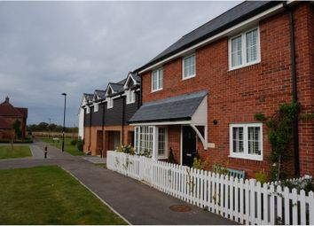 Thumbnail 3 bed terraced house for sale in Meadow Drive, Henfield