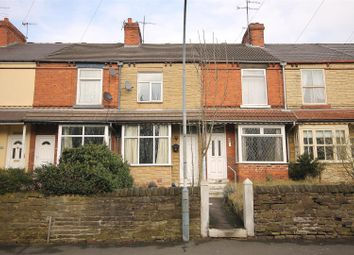 Thumbnail 2 bed terraced house for sale in Spital Lane, Spital, Chesterfield