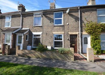 Thumbnail 2 bedroom terraced house for sale in Nelson Road, Pakefield, Lowestoft