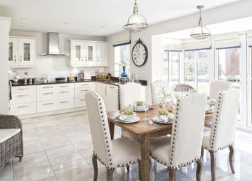 "Thumbnail 4 bed detached house for sale in ""Holden"" at Kielder Gardens, Leyland"