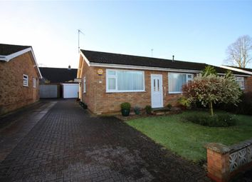 Thumbnail 3 bedroom semi-detached bungalow for sale in Braydeston Crescent, Brundall, Norwich