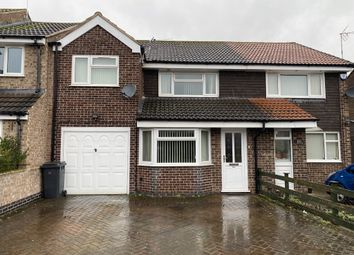 Thumbnail 4 bed semi-detached house to rent in Nicklaus Road, Leicester