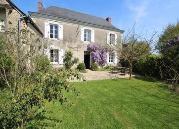 Thumbnail 5 bed property for sale in Chateauneuf-Sur-Sarthe, Maine-Et-Loire, France