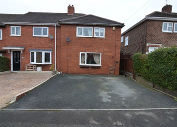 Thumbnail 3 bed terraced house for sale in Barnes Avenue, Wrenthorpe, Wakefield