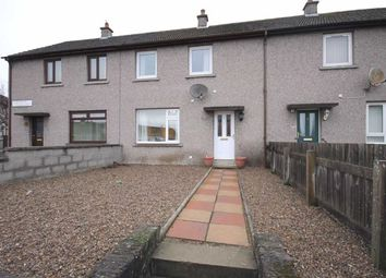 Thumbnail 2 bed terraced house for sale in Longmoor Crescent, Elgin