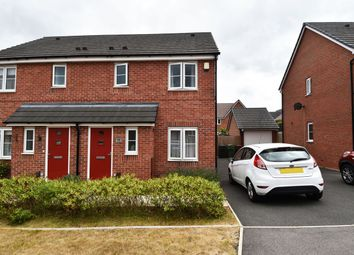 Thumbnail 3 bed semi-detached house to rent in Jenson Street, Cofton Hackett, Birmingham