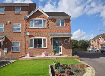 Thumbnail 3 bed end terrace house for sale in Cheshire Rise, Bletchley, Milton Keynes