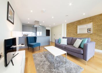 Thumbnail Flat to rent in Marc Brunel House, 136 Wapping High Street, London