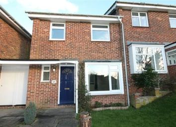 Thumbnail 3 bedroom semi-detached house to rent in Hewers Way, Tadworth