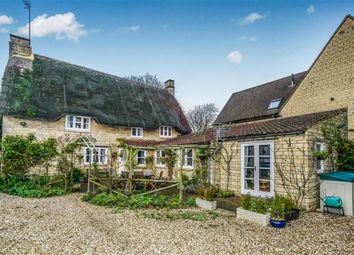 Thumbnail 3 bedroom cottage for sale in Deene End, Weldon, Corby