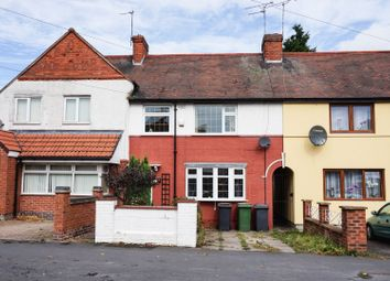 3 bed terraced house for sale in Tomkinson Road, Nuneaton CV10