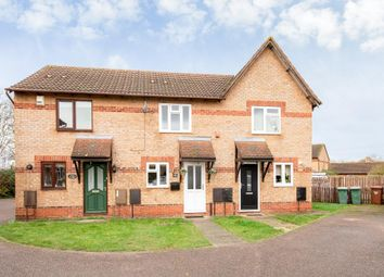 Thumbnail 2 bed terraced house for sale in Sallow Close, Bicester