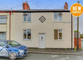 Thumbnail 3 bed end terrace house for sale in Water Street, Mold