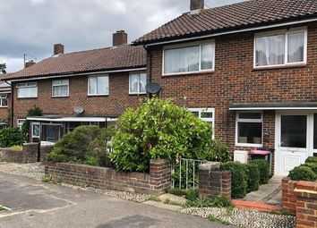 Thumbnail 3 bedroom terraced house to rent in Paddockhurst Road, Gossops Green, Crawley