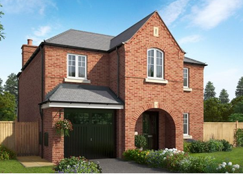 Thumbnail 4 bed detached house for sale in Upholland Road, Billinge, Lancashire