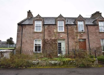 Thumbnail 2 bed end terrace house for sale in Rose Street, Fortrose, Ross-Shire