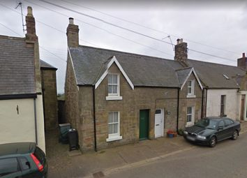 Thumbnail 2 bed cottage for sale in Main Street, Whitsome, Duns