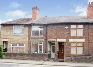 Thumbnail 2 bed terraced house for sale in King Street, Alfreton