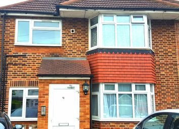 Thumbnail 2 bed flat to rent in Mornington Crescent, Hounslow Cranford