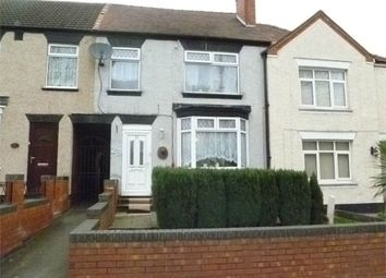 Thumbnail 3 bedroom terraced house for sale in Hen Lane, Holbrooks, Coventry, West Midlands