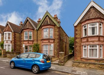 Thumbnail 2 bed flat for sale in Beverley Road, Canterbury