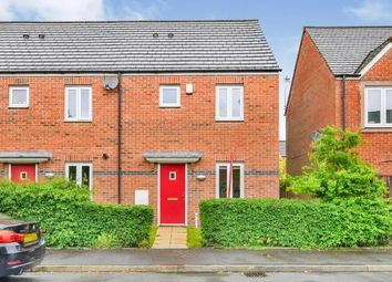 Thumbnail 3 bed end terrace house for sale in Riverbrook Road, West Timperley, Altrincham, Greater Manchester
