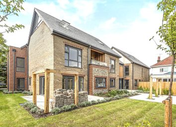 Thumbnail 2 bed flat for sale in Station Road, Rustington, West Sussex