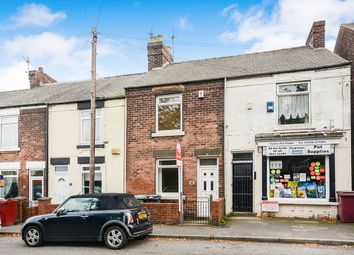 Thumbnail 2 bed terraced house for sale in Top Road, Calow, Chesterfield